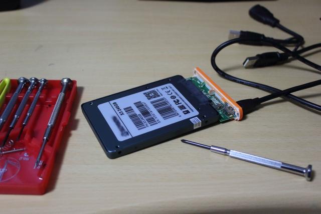 SSD換装&クローンに超おすすめアイテム【30分完了】センチュリー 裸族のM.2 NVMe SSD ケースレビュー